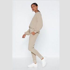 BOGO50% Nasty Gal Loungewear Set